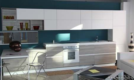 Como cucine usate cucine complete e componibili arredamento usato - Cucina mood scavolini ...