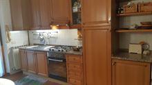 Cucina usata in massello di rovere Berloni