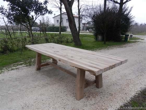 Emilia romagna tavoli usati sedie usate tavoli cucina sedie ufficio - Tavolo legno grezzo prezzo ...