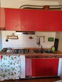 Cucina in mdf rossa