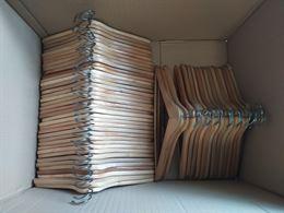 Grucce in legno massello