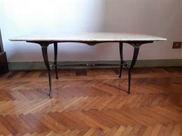 Tavolino salotto in marmo