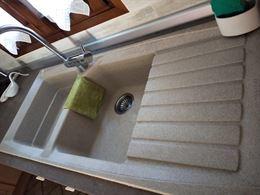 Cucina legno laccato