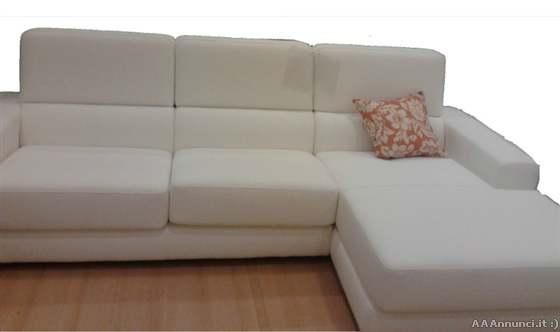 Milano divani usati e poltrone usate divani letto divani pelle - Divano ecopelle angolare ...