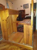 Banco/cassa in legno