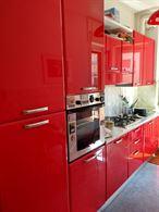 Cucina rossa completa
