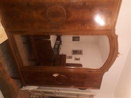 Camera letto anni 60