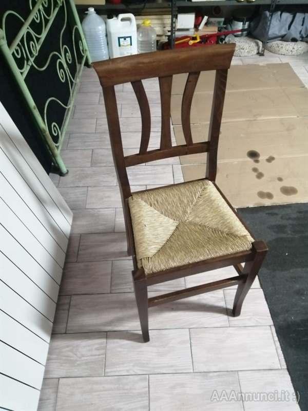 Sedie in legno Letti In vendita a Lecce Puglia