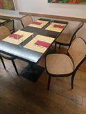 Tavoli e sedie arredo ristorante