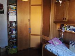 Cameretta con cabina armadio angolare