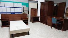 Camere da letto per hotel , B&b , case vacanze o albergo .