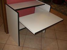 Tavolo per personal computer e stampante