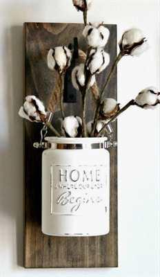 Portafiori decorazione da appendere