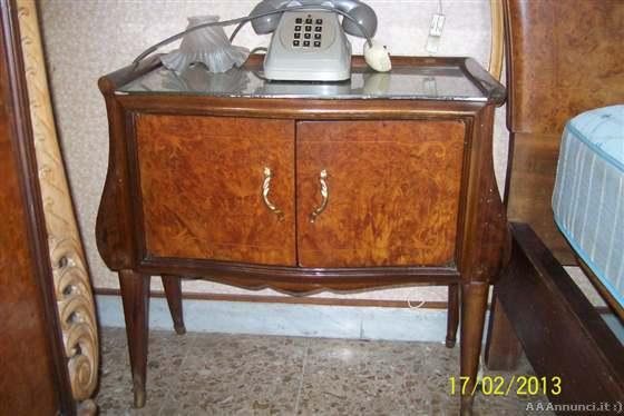 Roma armadi usati com e comodini arredamento camera da letto - Gambe mobili anni 50 ...