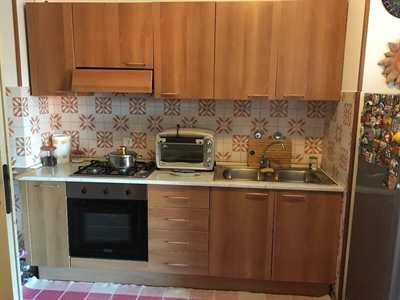 Cucina legno ciliegio