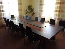 Tavolo da sala Riunione Conferenza CONVENTO D15 3.8 M