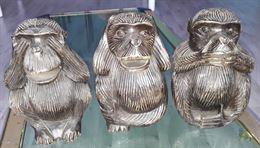 Le 3 scimmie della saggezza