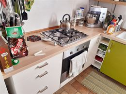 Cucine Ikea usata 260 x 210 cm