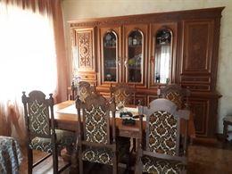 Sala da pranzo anni 70