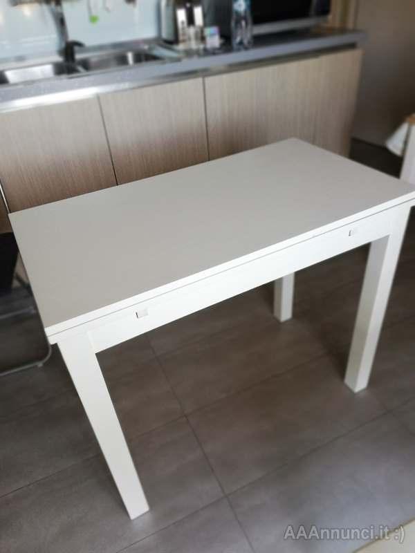 Tavolo da Cucina Bianco, ottime condizioni - Roma - Lazio