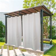 Tenda da Sole tinta unita bianco naturale 150x250cm 18,00 €