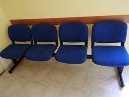 Panca attesa ufficio
