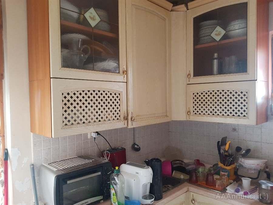 Cucine Componibili Viterbo.Cucina Su Misura Legno 500 Trattabili Viterbo Lazio