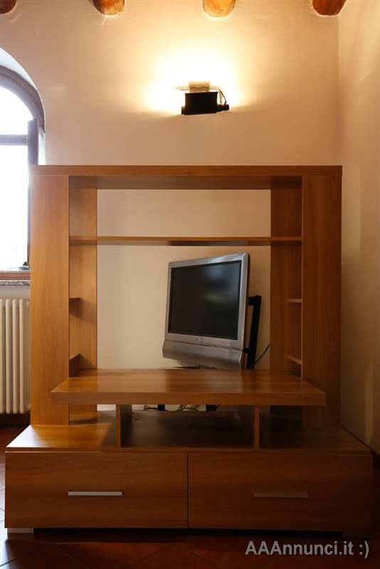 Mobile da sala libreria - tv - decoder
