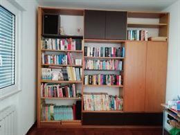 Libreria lunga 3 metri co possibilità