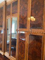 Splendida camera da pranzo e da letto stile impero