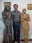 Mummia - Una simpatica decorazione per negozi