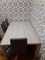 Tavolo da cucina allungabile