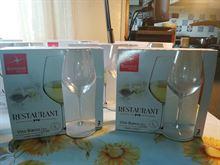 Calici da vino bianco