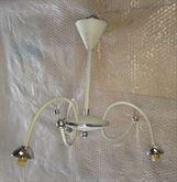 Lampadario 3 luci alogene da soffitto