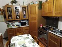 Cucina Scavolini in legno di rovere