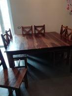Tavolo + otto sedie