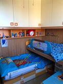 Cameretta completa di armadio e due letti