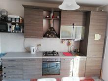 Cucina grigio rovere