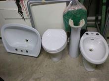 Sanitari bagno, lavandini, bidè' ,e wc
