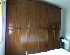 Armadio legno 6 ante vintage