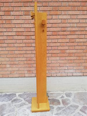 Attaccapanni legno massello di rovere