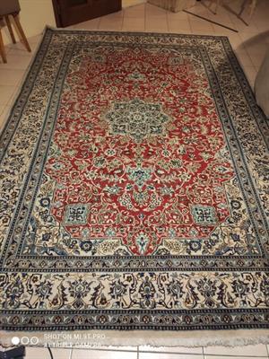 Tappeto nain persiano fatto a mano