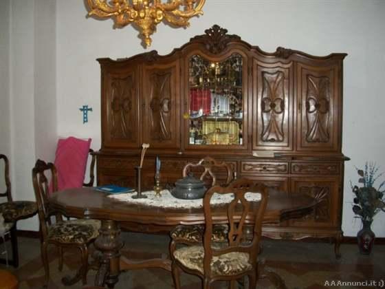 Pavia mobili soggiorno usati annunci for Sala da pranzo barocco piemontese
