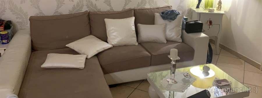 Divani E Divani Aversa.Divano Con Chaise Lounge 245x200 Caserta Campania
