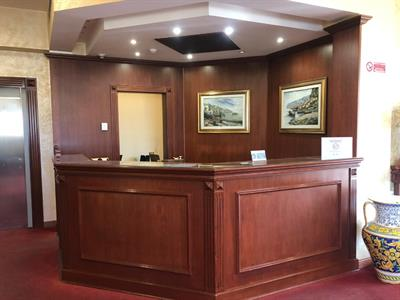 RECEPTION DESK per hotel/ufficio/portineria
