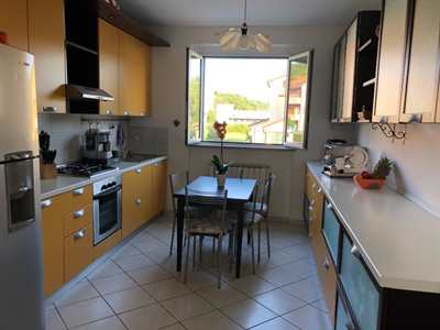 Cucina - cucina frigo a parte parete elettrodomestici
