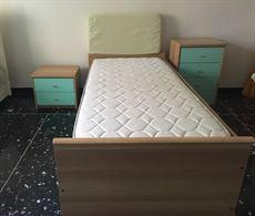 Camera da letto legno massiccio