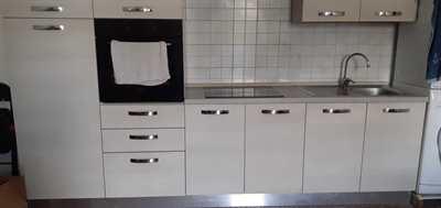 Cucina completa di frigo forno lavello