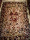 Tappeto Persiano Qum con Certificato