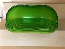 Porta pane guzzini verde